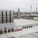 Zakończono budowę zaplecza logistycznego nowej instalacji LDPE Slovnaftu
