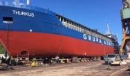 Statki w barwach Grupy Azoty wypłyną na europejskie morza