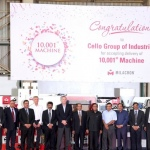 Milacron delivers 10,001st Indian made injection molding machine