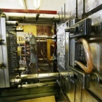 European plastics and rubber machinery accounts for 40 per cent of global output