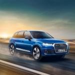 New light weight LED lighting module for Audi Q7