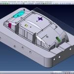 Zarządzanie projektem elektrod w programie VISI
