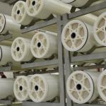 Elementy membranowe Lewabrane w rafinerii Slovnaftu