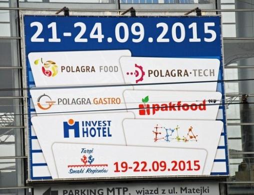 Organizatorzy zadowoleni ze wspólnej edycji targów Epla i Pakfood